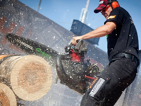 LIGNACup / STIHL® TIMBERSPORTS® SERIES, © Photo by Andreas Langreiter/Global Newsroom