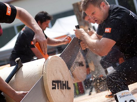 Heizomat Cup Germany 2011 / STIHL® TIMBERSPORTS® SERIES, © SODA! Werbeagentur all rights reserved.
